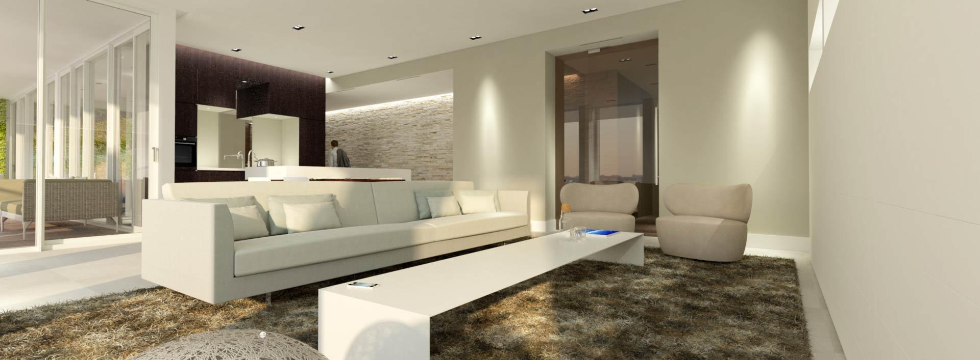 Entwurf luxus Appartement in Den Haag