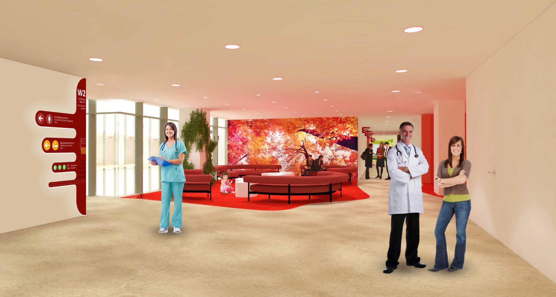 Signing ziekenhuis Antwerpen ZNA