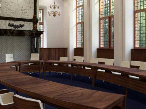 Raadzaal gemeente Doesburg