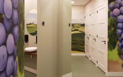 Realisatie toiletten Robbers & van den Hoogen
