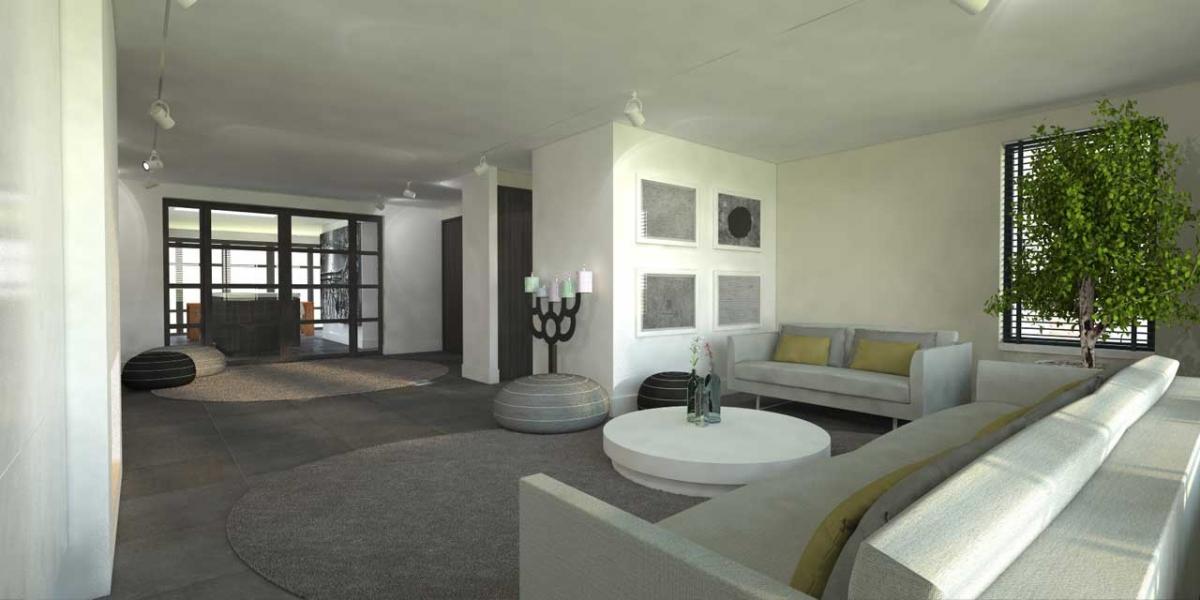 3D Visualisatie Interieur en Exterieur | Concepts & Images Ontwerpbureau