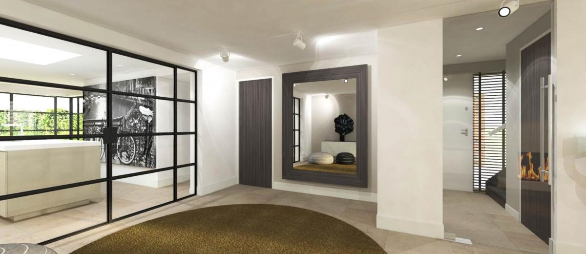 Restyling particulier woonhuis Doetinchem, levensbestendige woning ...